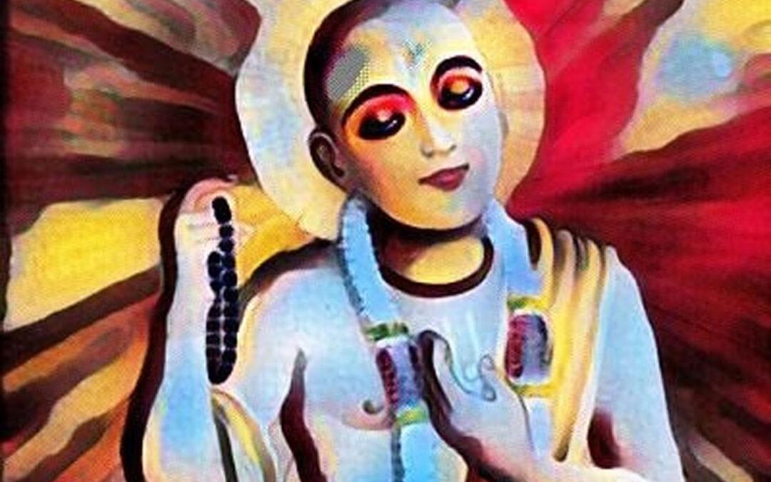 13-10. Čaitanja Maháprabhu a skutečná božská láska