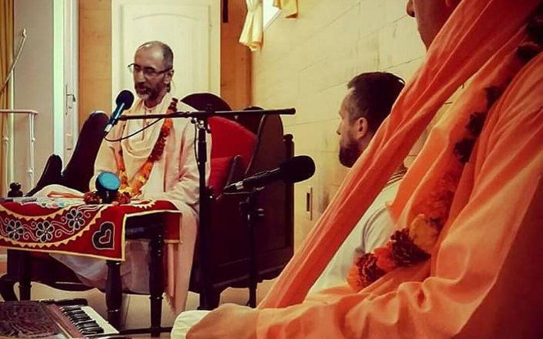 15-02 Guru-tattva, Types of Suicide, Collective Karma