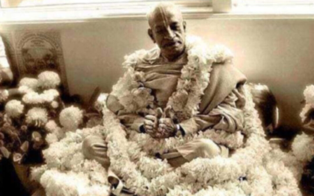 15-14 Memories of Srila Prabhupada and Sridhar Maharaj