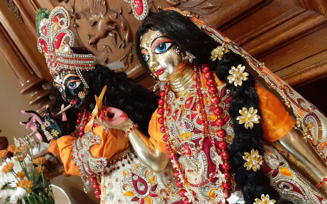 11-07. L'essence du Radha-tattva