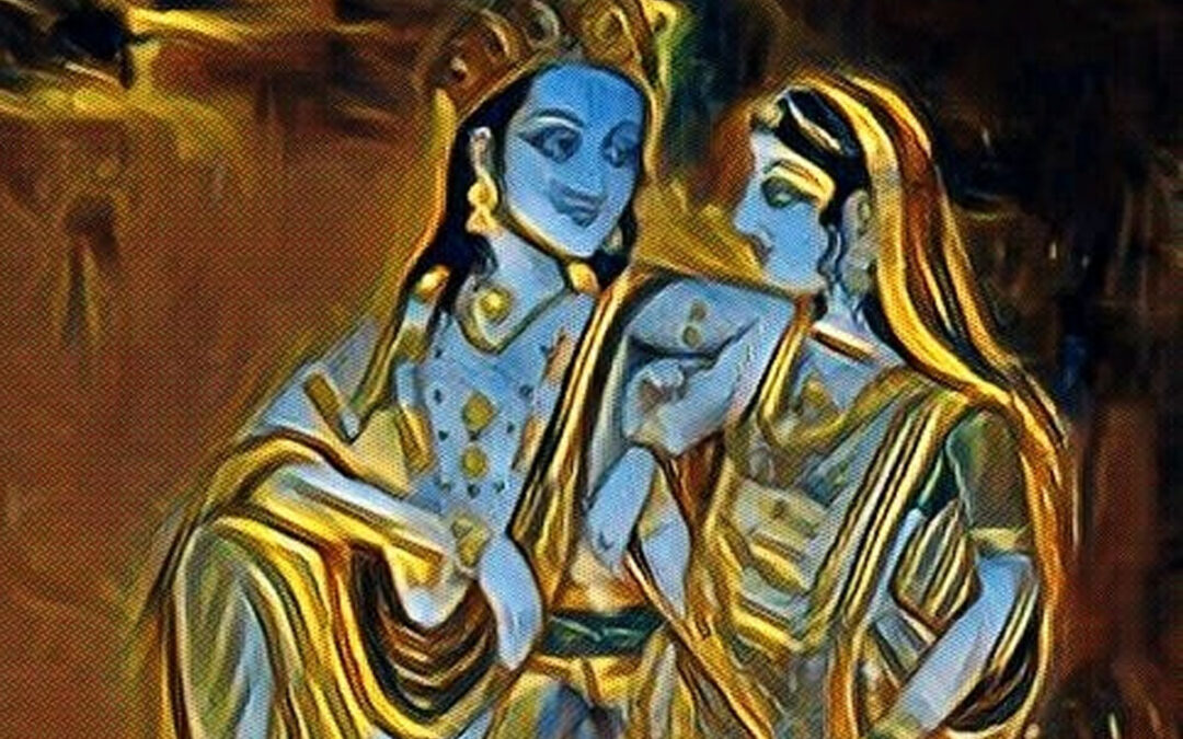 17-10 Sweetness of Krishna and Radharani