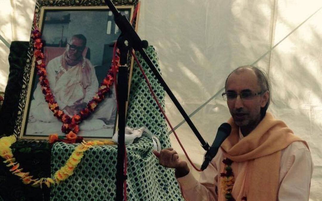 18-02. Disappearance of Srila Bhakti Rakshaka Sridhar Dev Maharaj