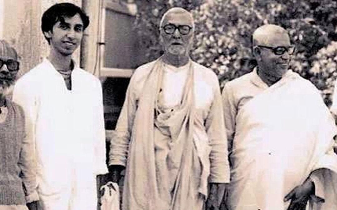 13-07 Early Childhood Memories of BR Sridhara Maharaja – Воспоминания о раннем детстве Б. Р. Шридхара Махараджа