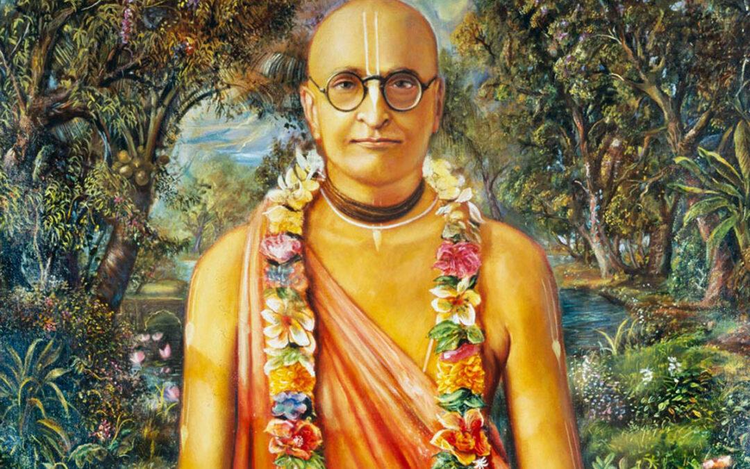 19-07 Appearance of Srila Bhaktisiddhanta Saraswati