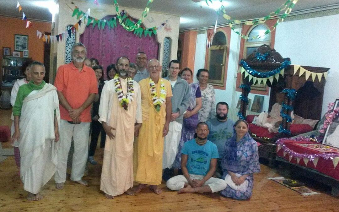 19-33. Govinda Damodara Madhaveti Explanation