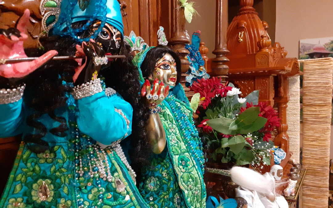13-08. The Superiority of Krishna Consciousness – Превосходство сознания Кришны