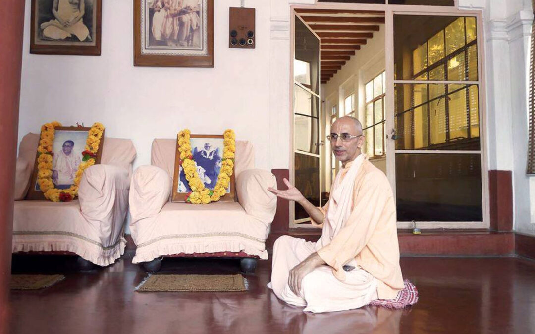 Sri Caitanya Saraswat Math – En observant les premiers jours, Partie 2