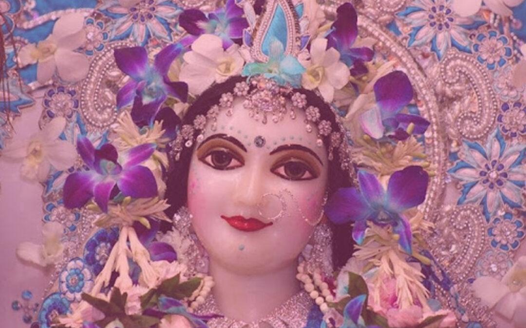 20-02. Sri Radhika Stava, part 2/6