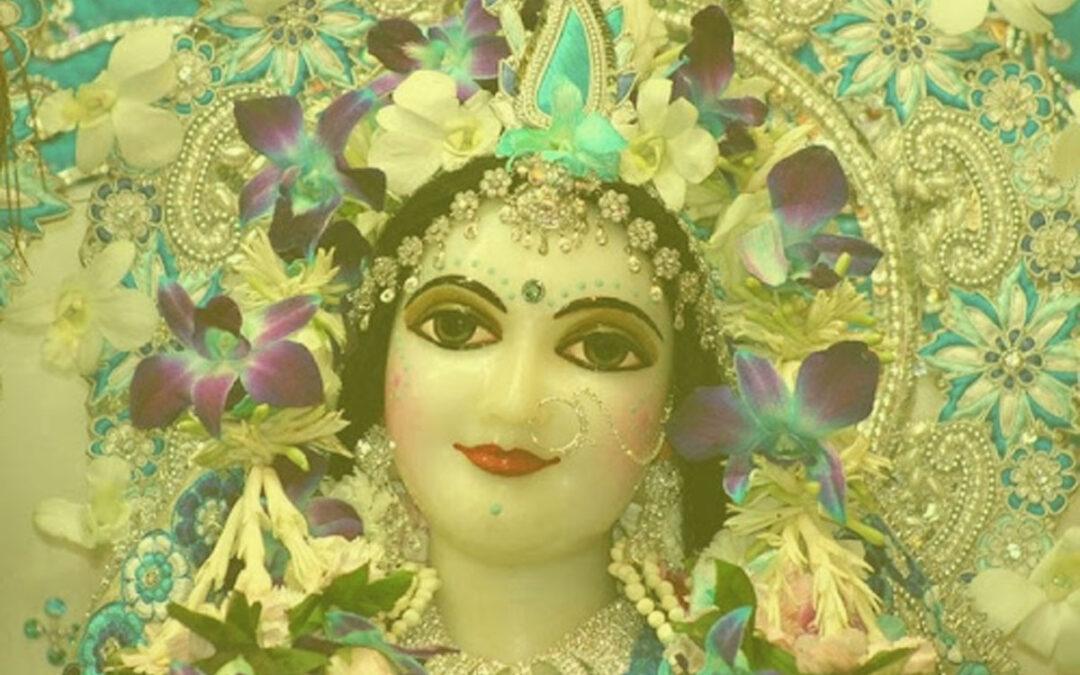 20-03 Sri Radhika Stava, Part 3/6