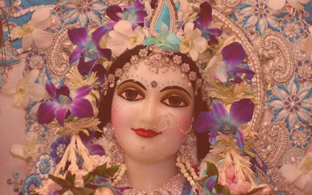 20-04. Sri Radhika Stava, part 4/6 (Glories of Lalita Devi)