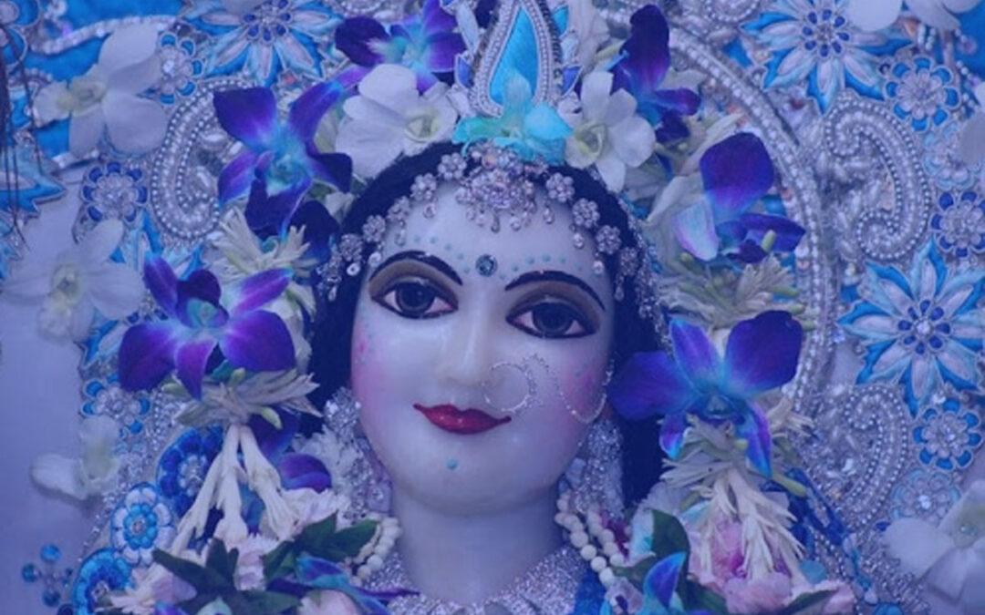 20-05. Sri Radhika Stava part 5/6, (Glories of Visakha Devi)