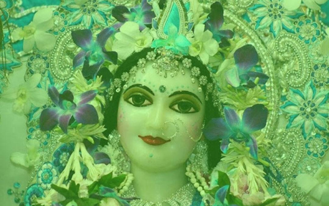 20-06. Sri Radhika Stava, 6/6 (Mercy of Srimati Radharani)