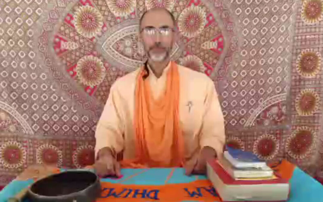 20-10. How to Properly Listen to Harikatha?