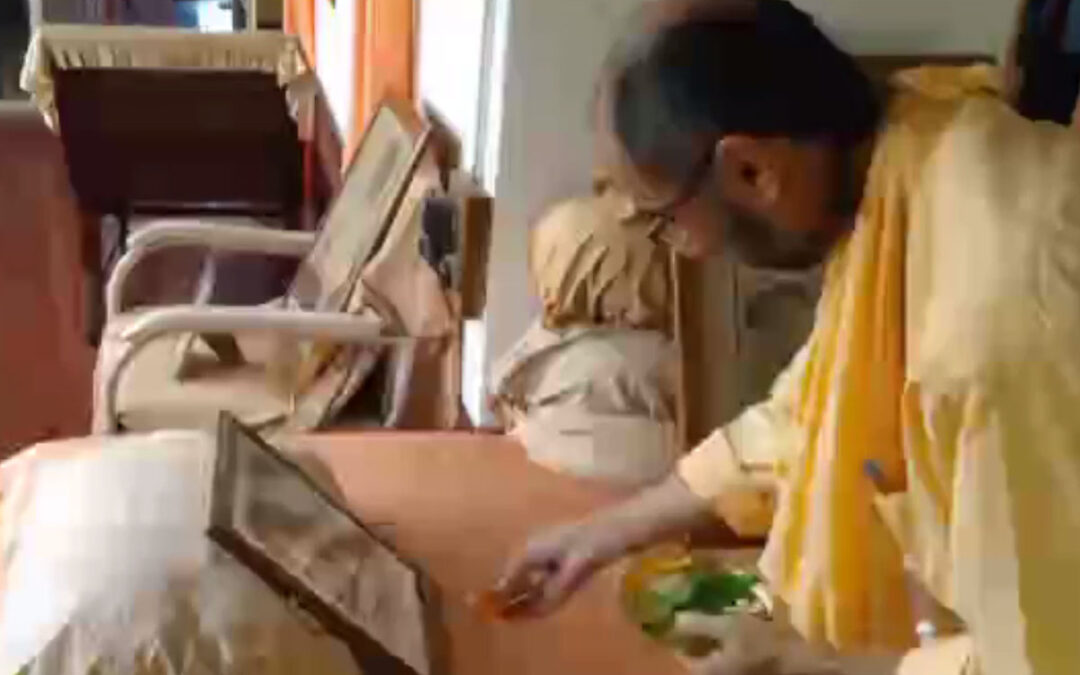20-11. Is Krishna Directly Involved in our Lives?