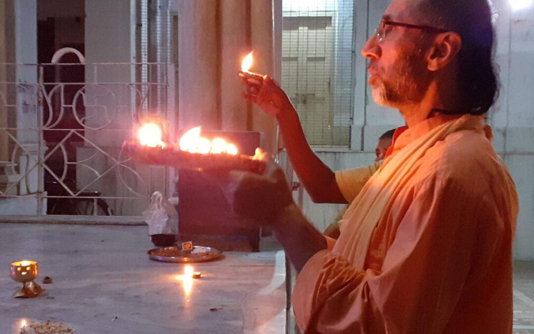 20-19 Damodarastakam Explanation, 1st part