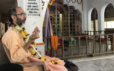 21-07 Wonderful Deities of Goura-Gadadhar