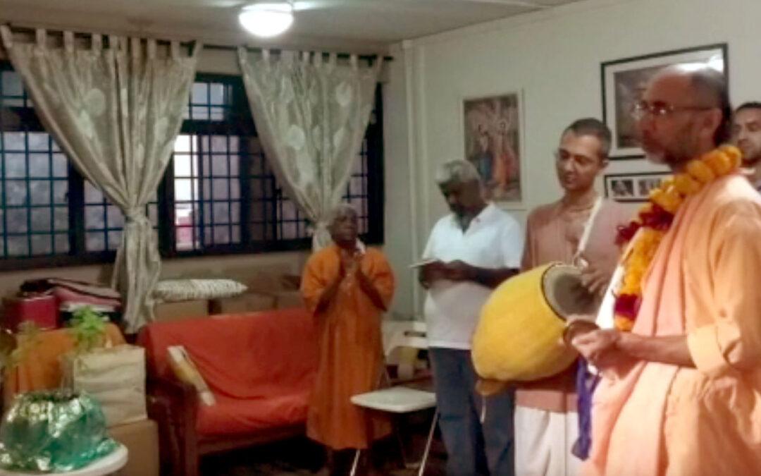 18-14 Krishna Sankirtanam