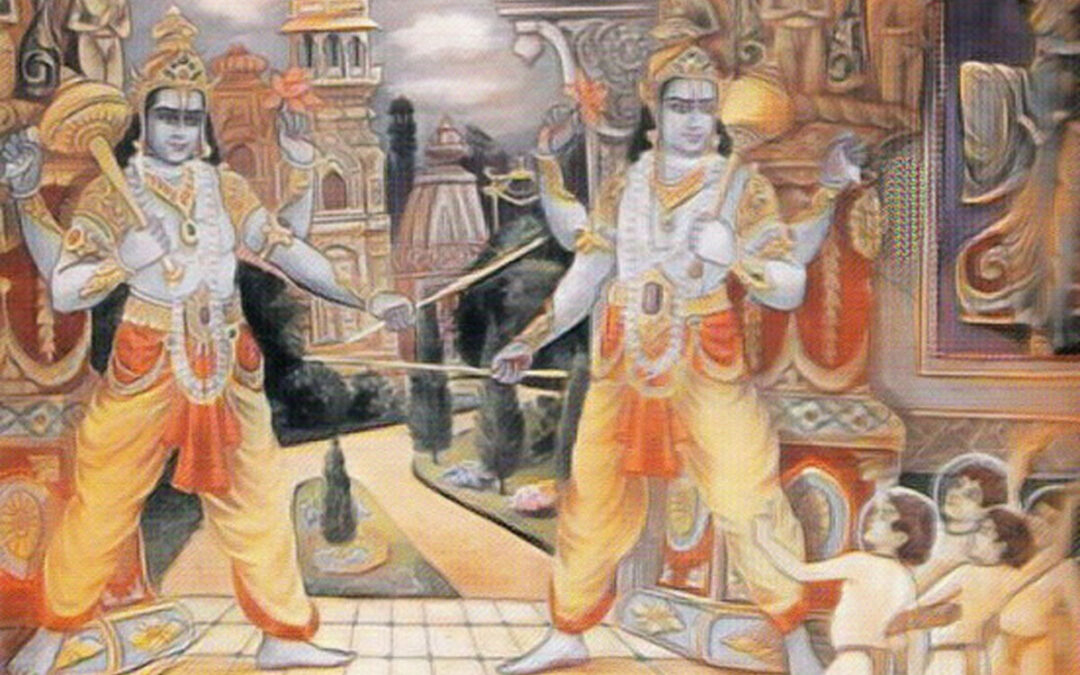 21-08 Can Spiritual Beings Make a Mistake?