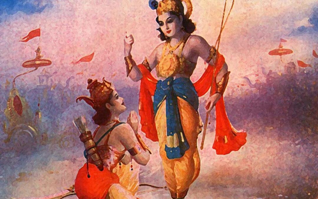21-11 Úvod k Bhagavad-gítě